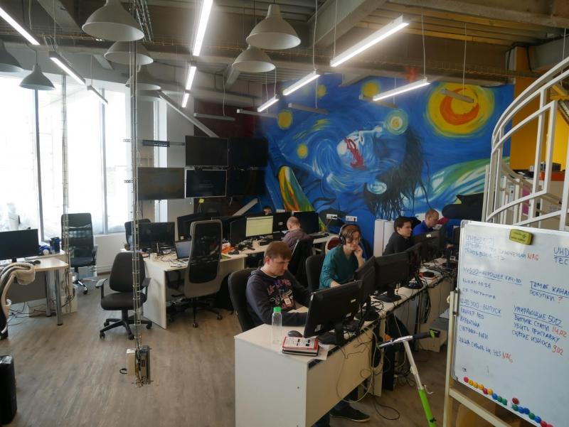 «ЭТО_». Как устроен офис кузбасских IT-компаний