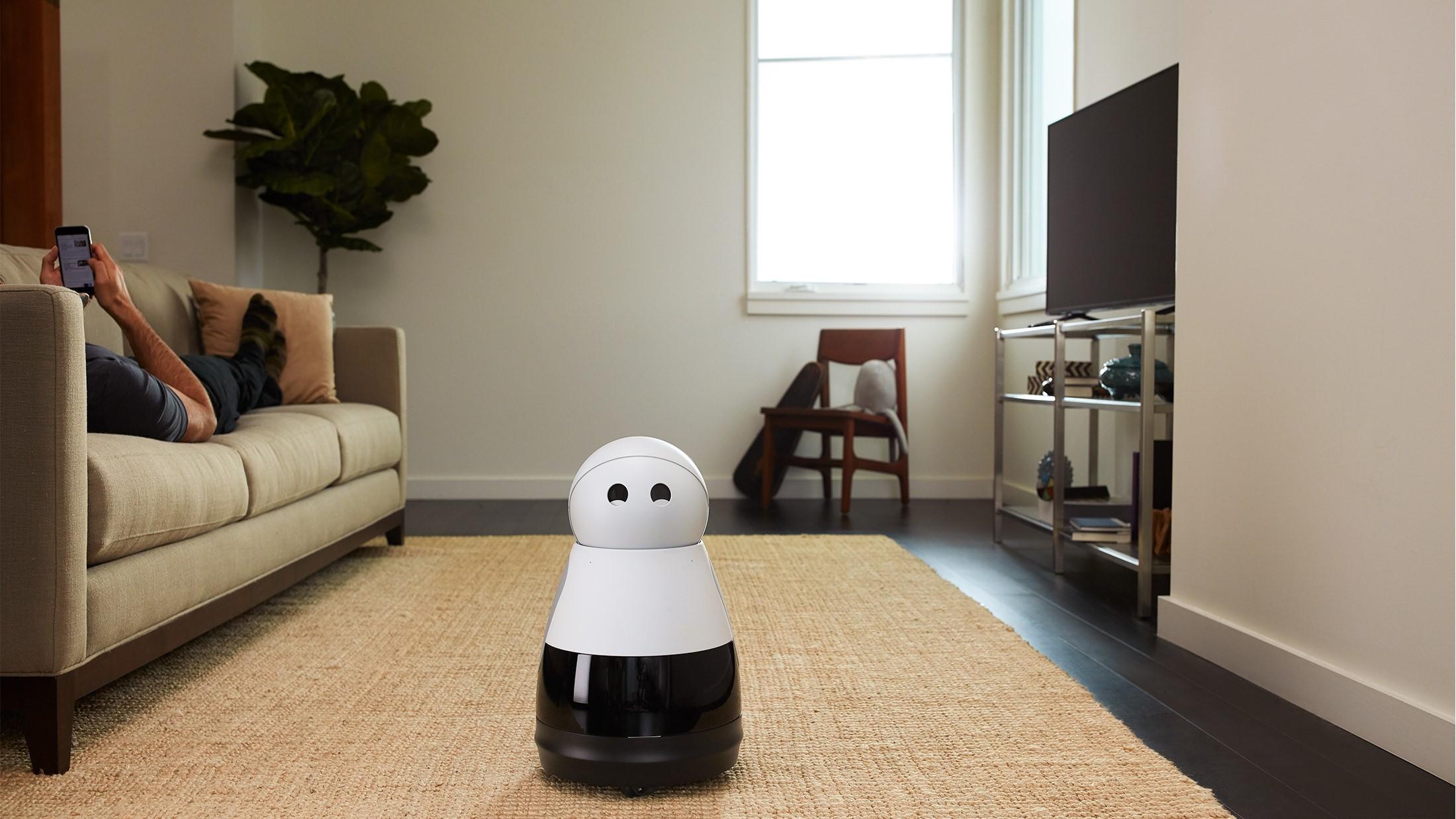 Amazon в секрете разрабатывает персонального домашнего робота