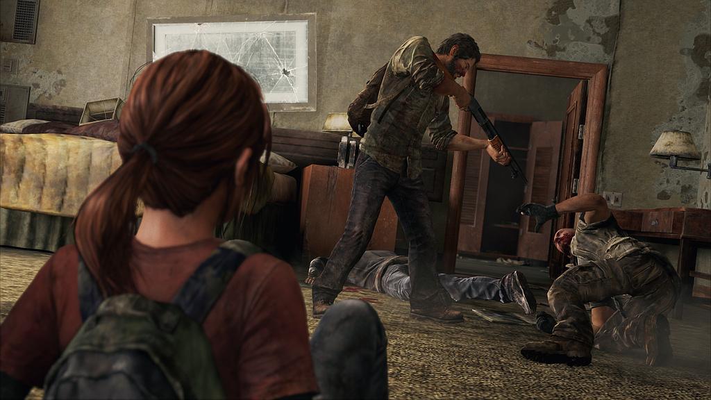 Перевод Охотники, щелкуны и Элли как устроен игровой искусственный интеллект в The Last of Us