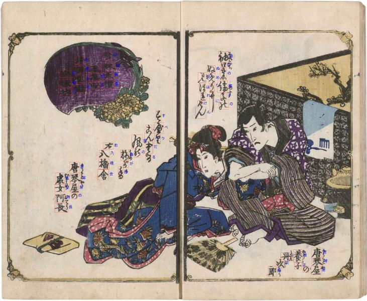[Перевод] Как машинное обучение помогает открыть мир Древней Японии
