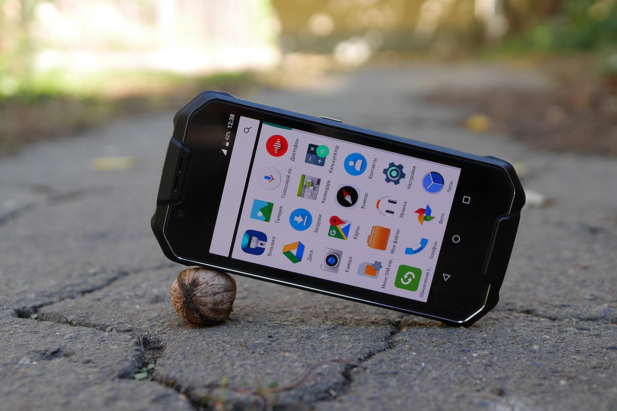 [recovery mode] AGM X2: самый навороченный защищенный смартфон на рынке