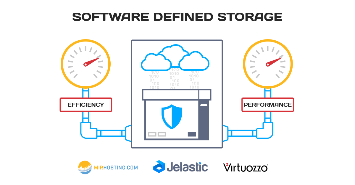 storage multi tier software defined storage Почему зачем и как  image