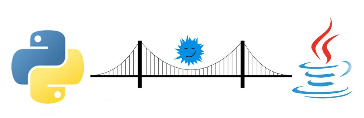 Py4J  мост между Python и Java