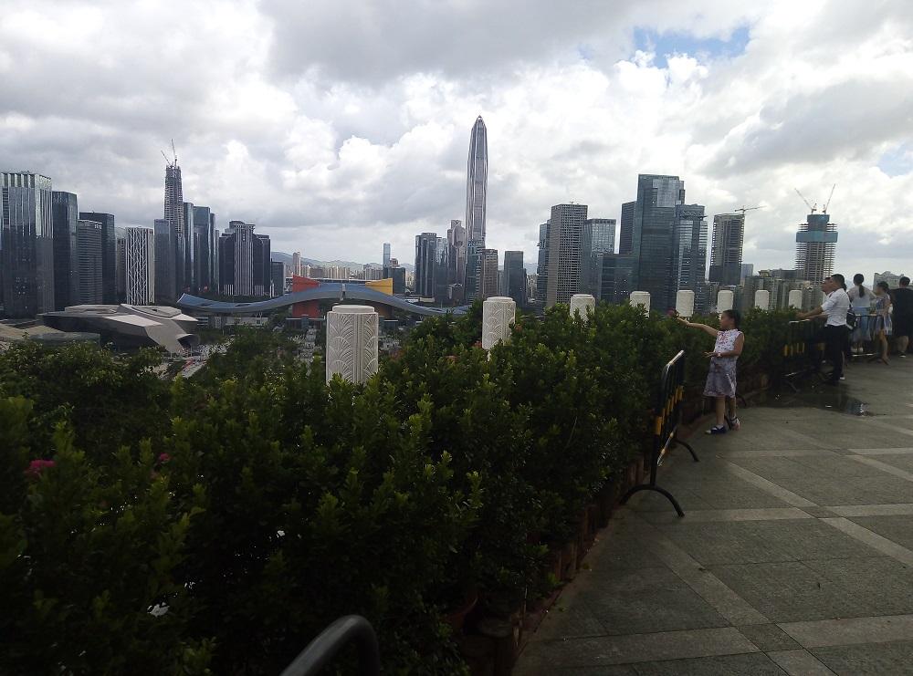 Шэньчжэнь, Китай 2019