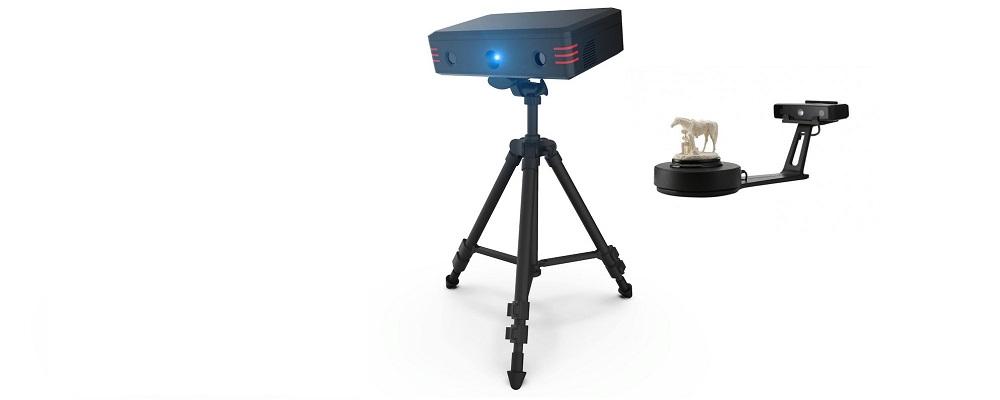 Сравнение 3D-сканеров RangeVision NEO и Shining 3D Einscan-SE