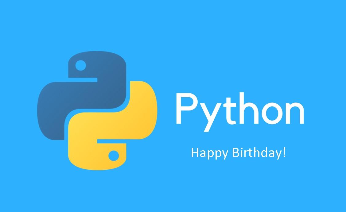 Интересные факты о Python или «С днем рождения, Python!»