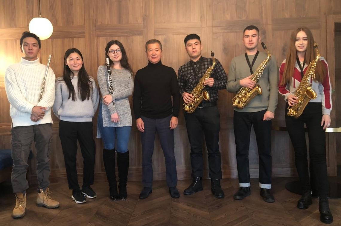 Batyrkhan Shukenov Foundation