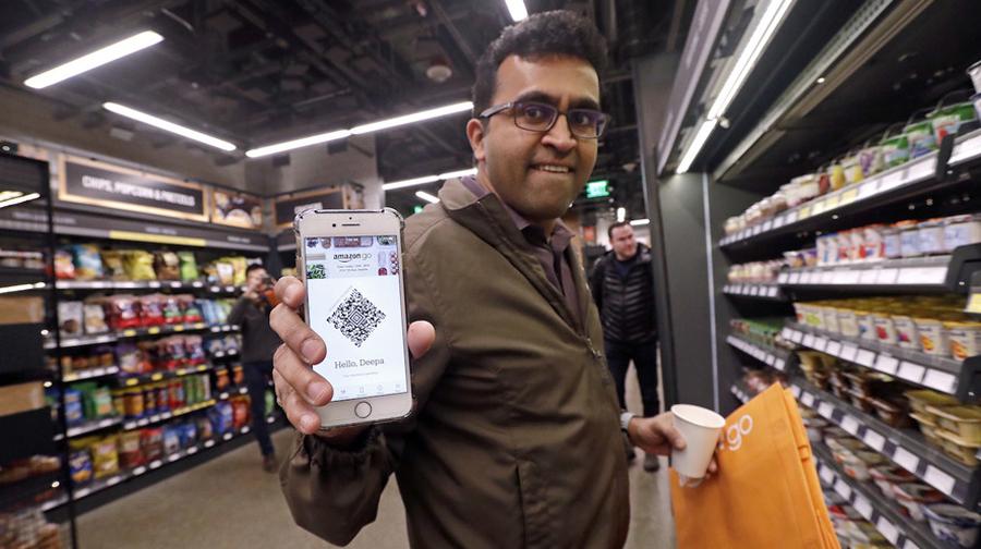 Почему города сопротивляются внедрению Amazon Go, первых магазинов без касс