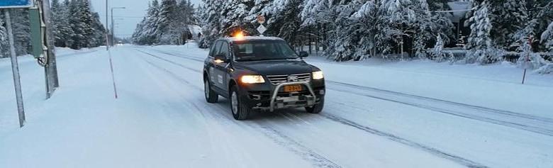 В Финляндии создан автопилот для езды по заснеженным дорогам без дорожной разметки