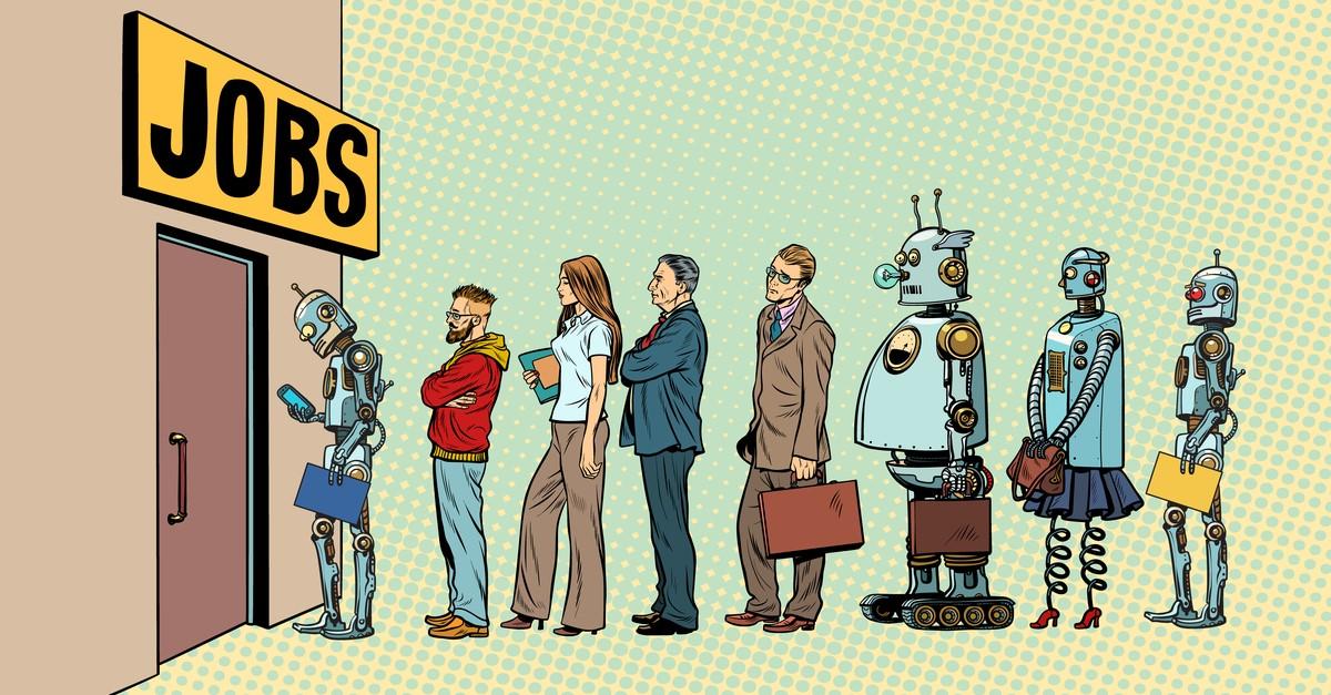 Пересчитать тонну денег и провести разведку в руднике: как роботы уже нашли место среди нас