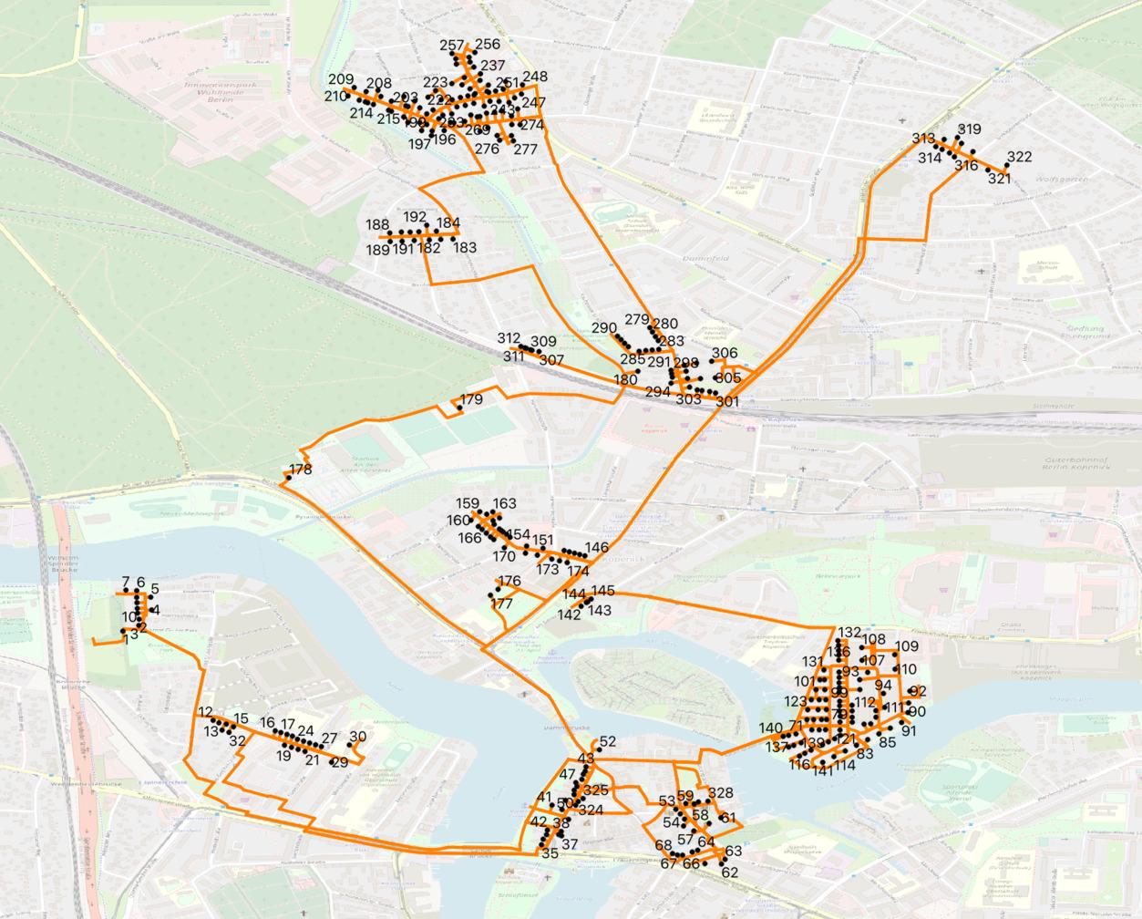 Делаем маршрутизацию (роутинг) на OpenStreetMap. Добавляем поддержку односторонних дорог