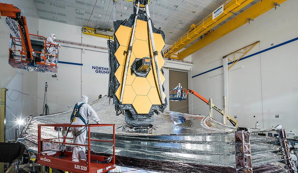 Космический 2021 Орбитальные станции и долгожданные миссии