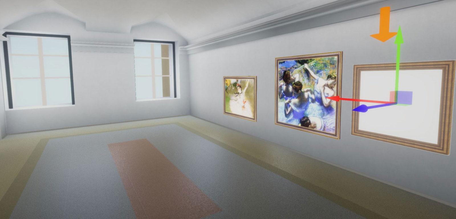 Виртуальный Пушкинский музей