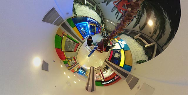 Панорамки на Stereo Pi