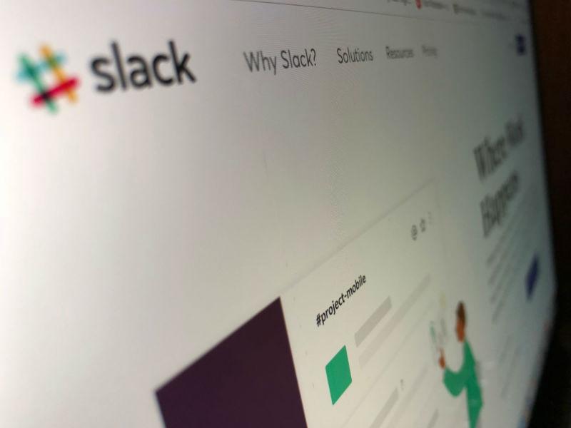 Slack планирует выйти на биржу в обход традиционного механизма IPO