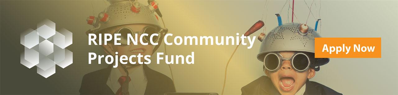 Открыт прием заявок на соискание грантов от RIPE NCC