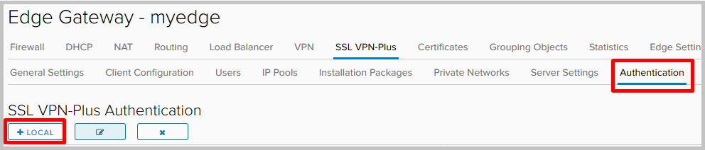 VMware NSX for the smallest  Part 6  Configuring VPN