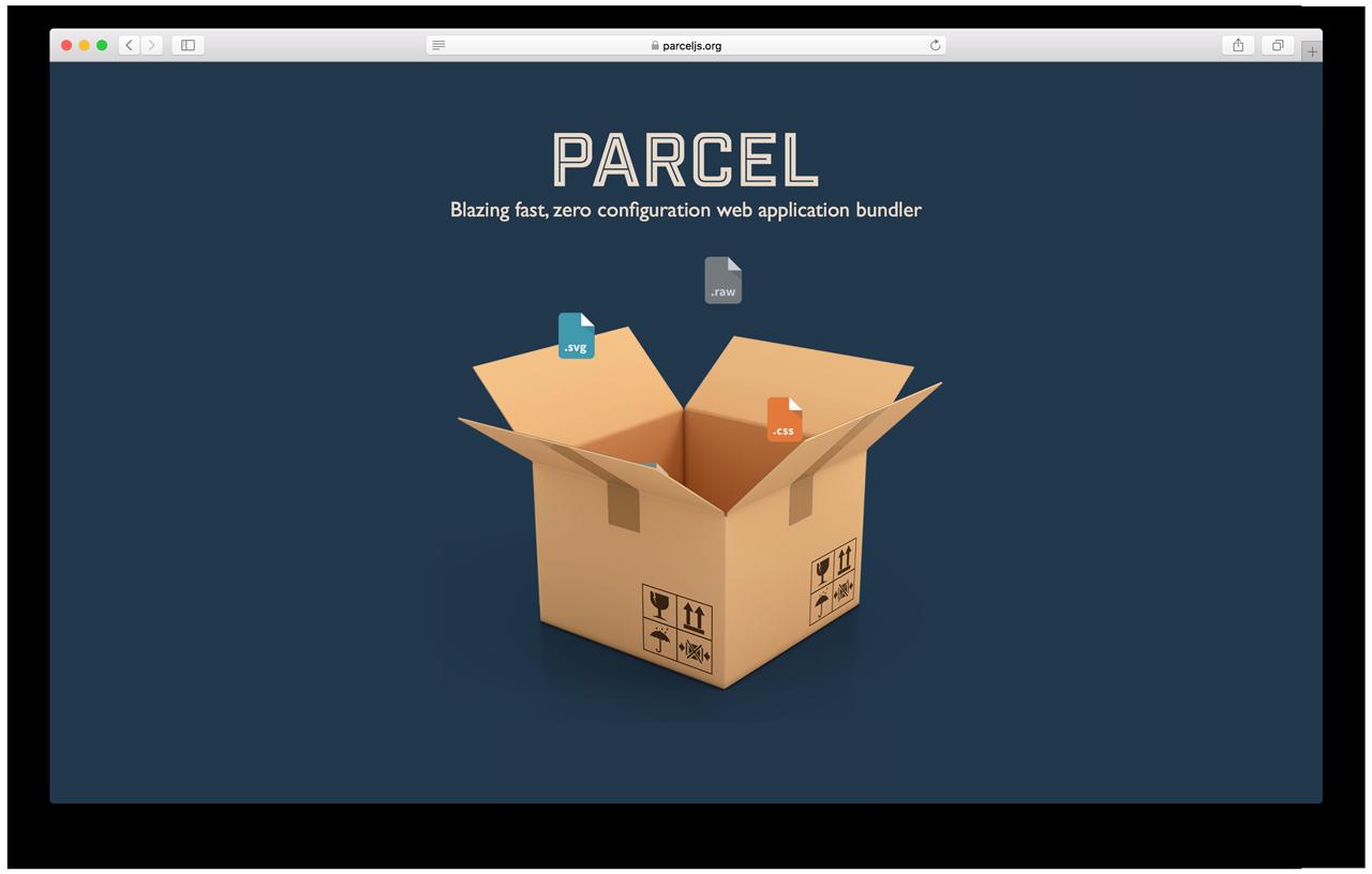 Parcel — очень быстрый бандлер, не требующий настройки / Хабр