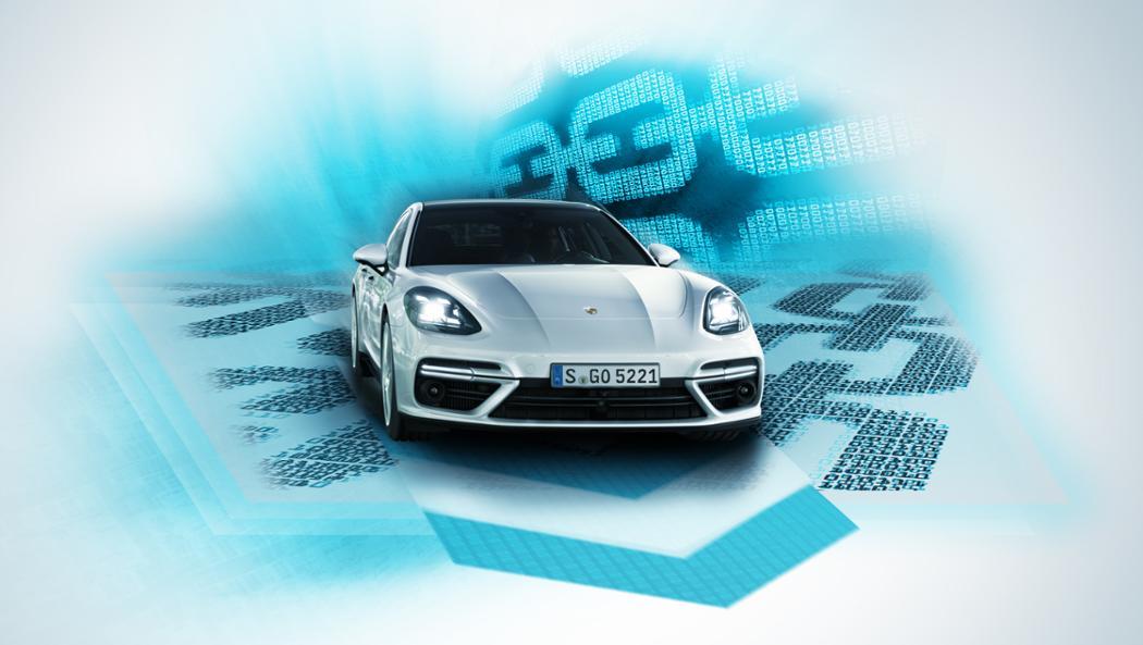 [Перевод] Porsche представляет блокчейн-решение для автомобилей
