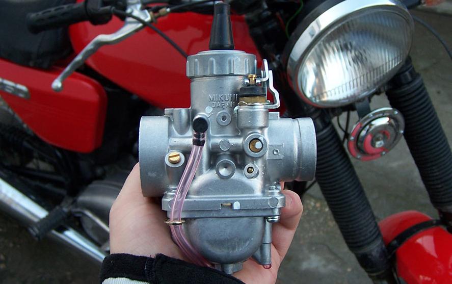 Из песочницы Карбюраторы мотоциклетного типа. Основные принципы