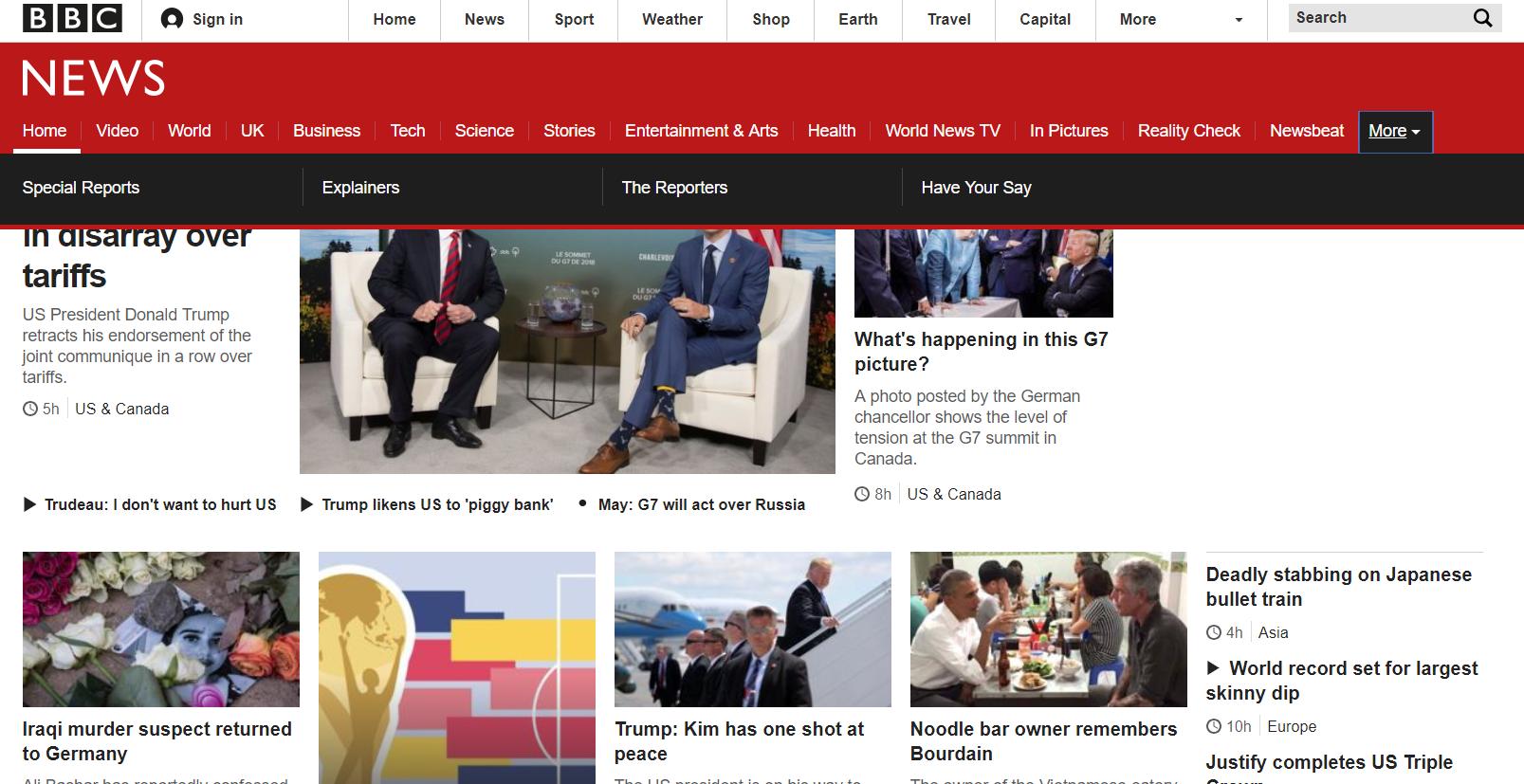 10+ англоязычных новостных СМИ для изучающих язык