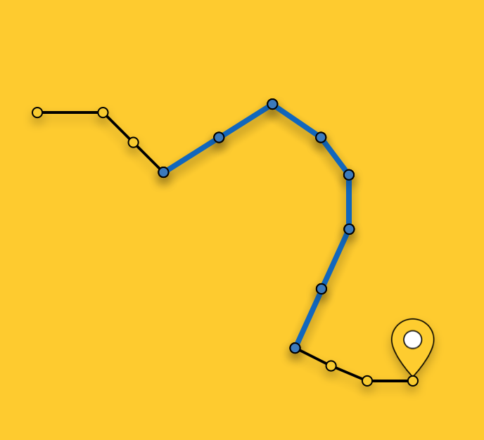 route-polyline-route-part-selection