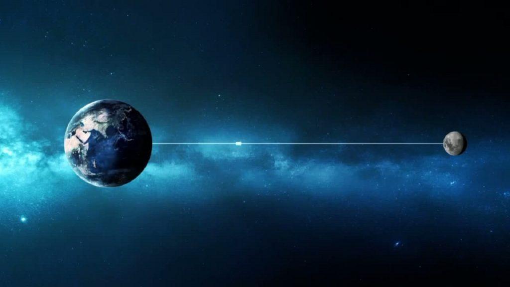 Как рассчитать расстояние до Луны без телескопа и СМС-регистрации
