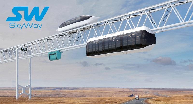 Струнный транспорт: ЭкоТехноПарк SkyWay