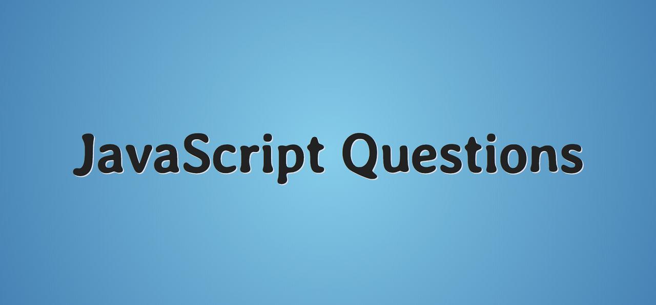 155 вопросов по JavaScript