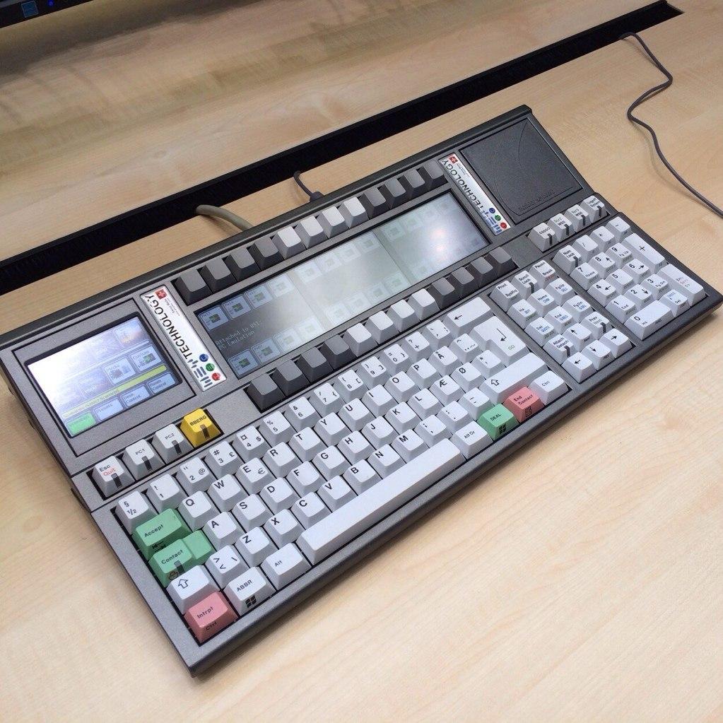 Trader's keyboard