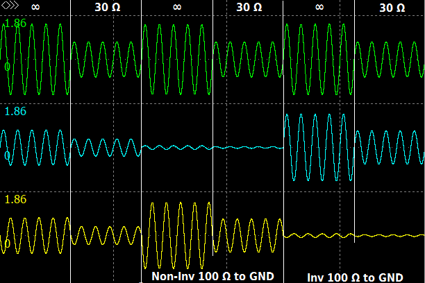 dbx168a, dbx740X output driver
