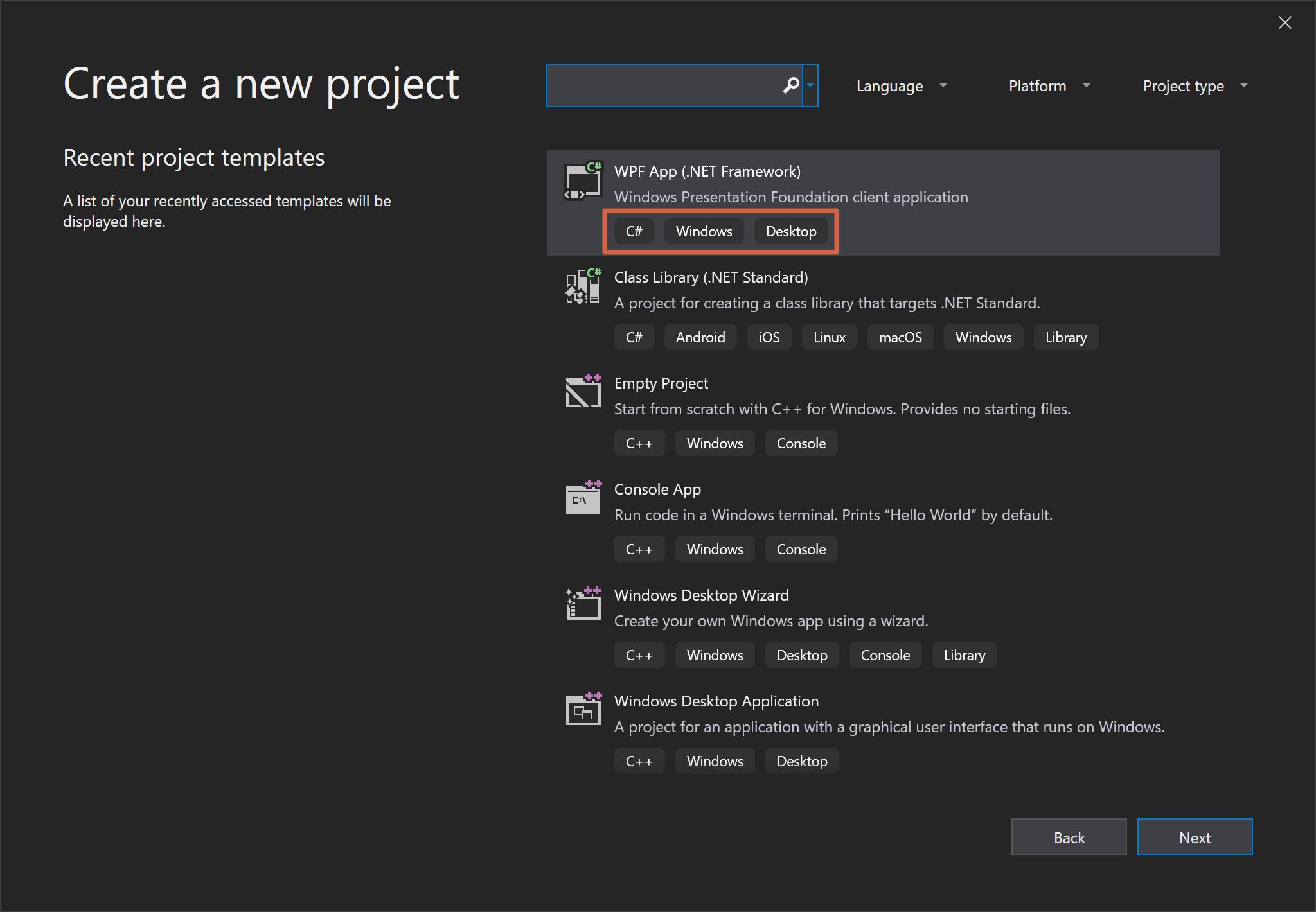 Создание шаблонов с тегами в Visual Studio для эффективного поиска и группировки пользователей
