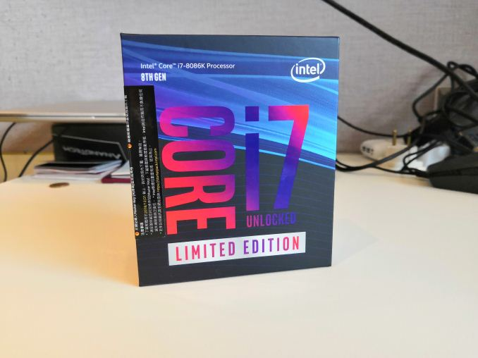 [Перевод] The Intel Core i7-8086K (часть 4)