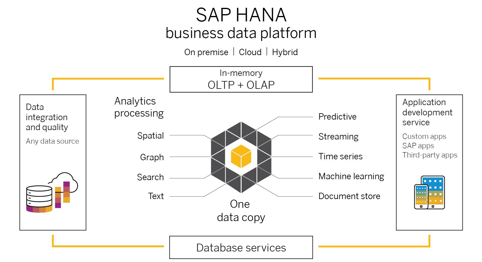 SAP Data Management Suite как комплекс для работы с Big Data в компаниях