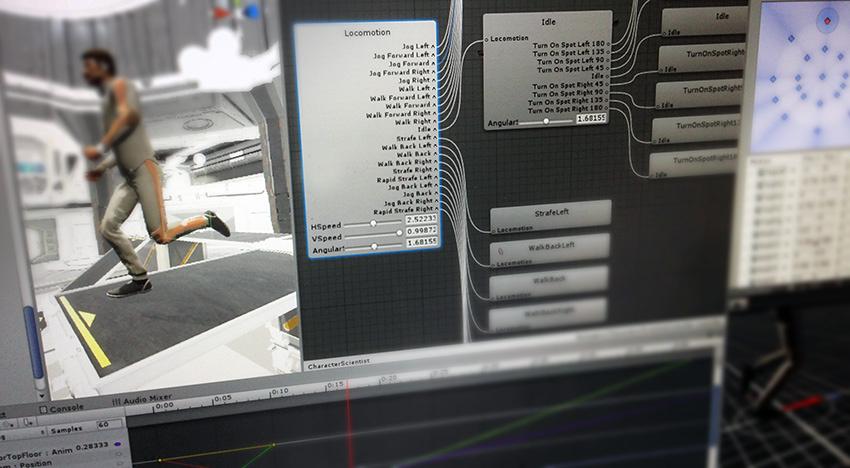 [Перевод] Как использовать прерывания в Unity Animator на полную