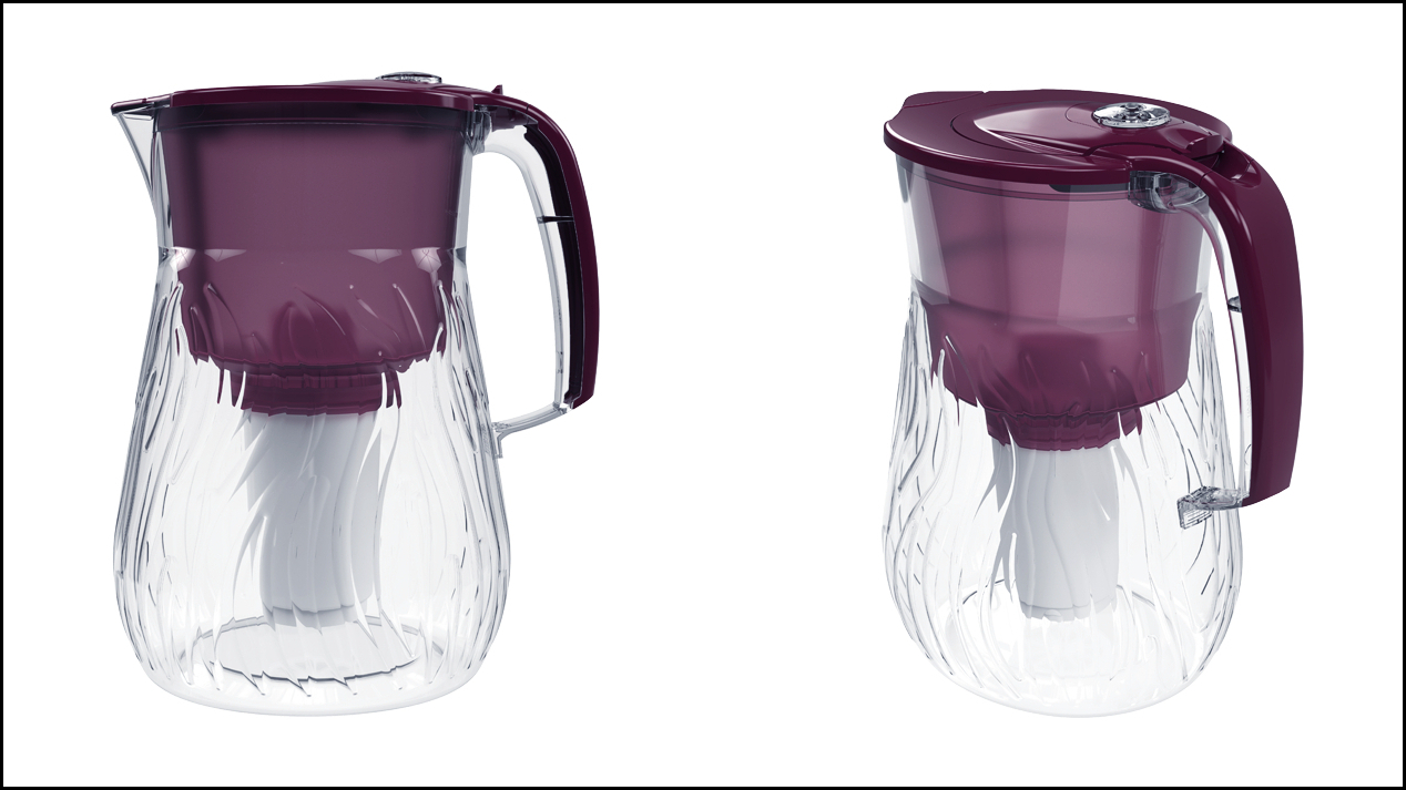 [Из песочницы] Кувшины фирмы Аквафор – наглядный пример того, как нельзя проектировать фильтры для очистки воды