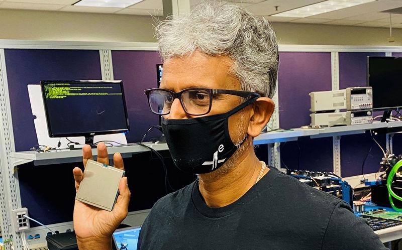 Intel Xe  фотосессия от Раджи Кодури
