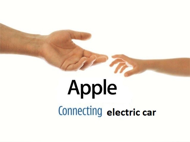 Apple patent for electric cars