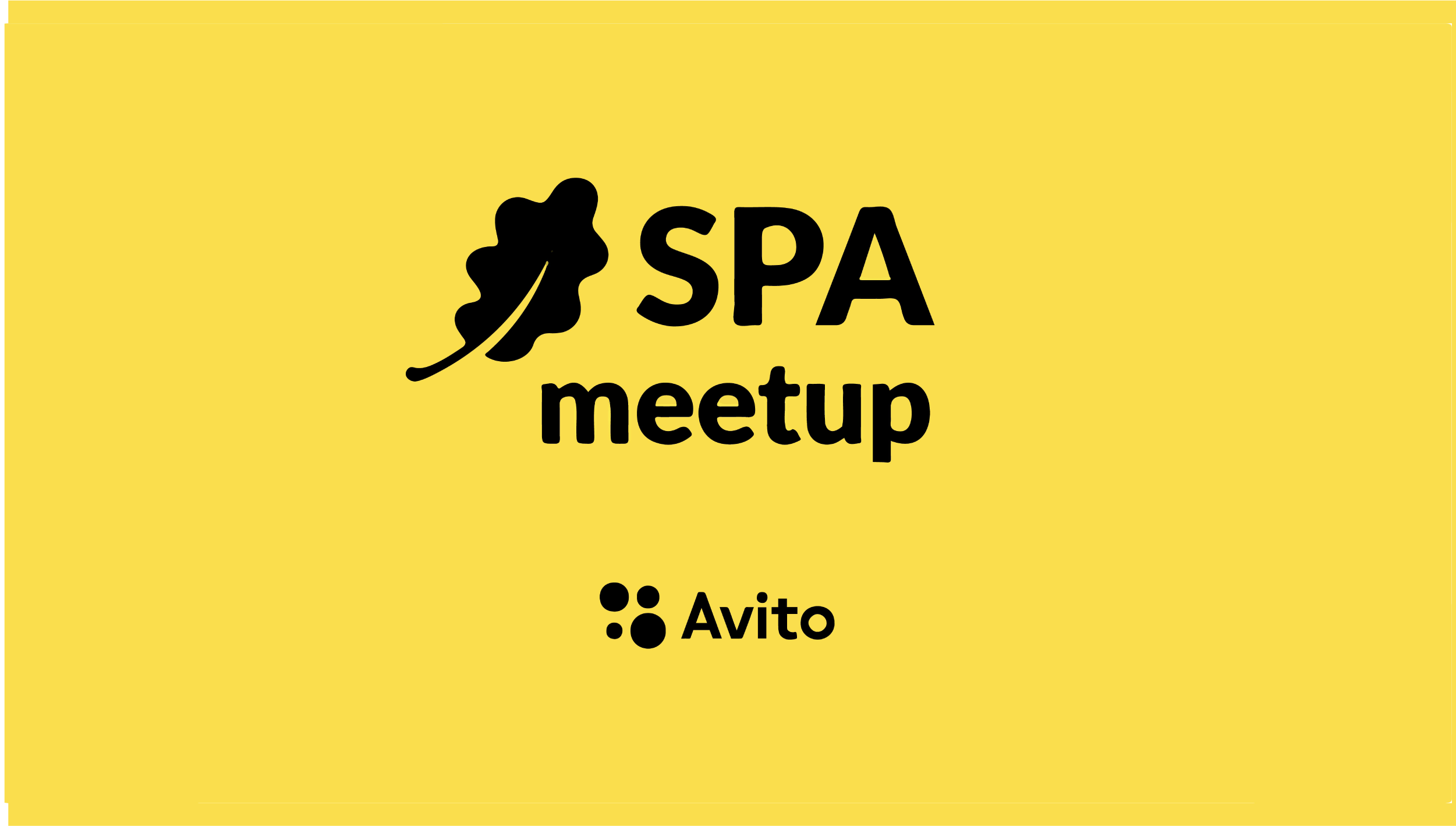 SPA Meetup #3