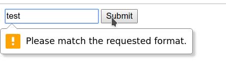 Проверяем формы по стандартам с Validation API
