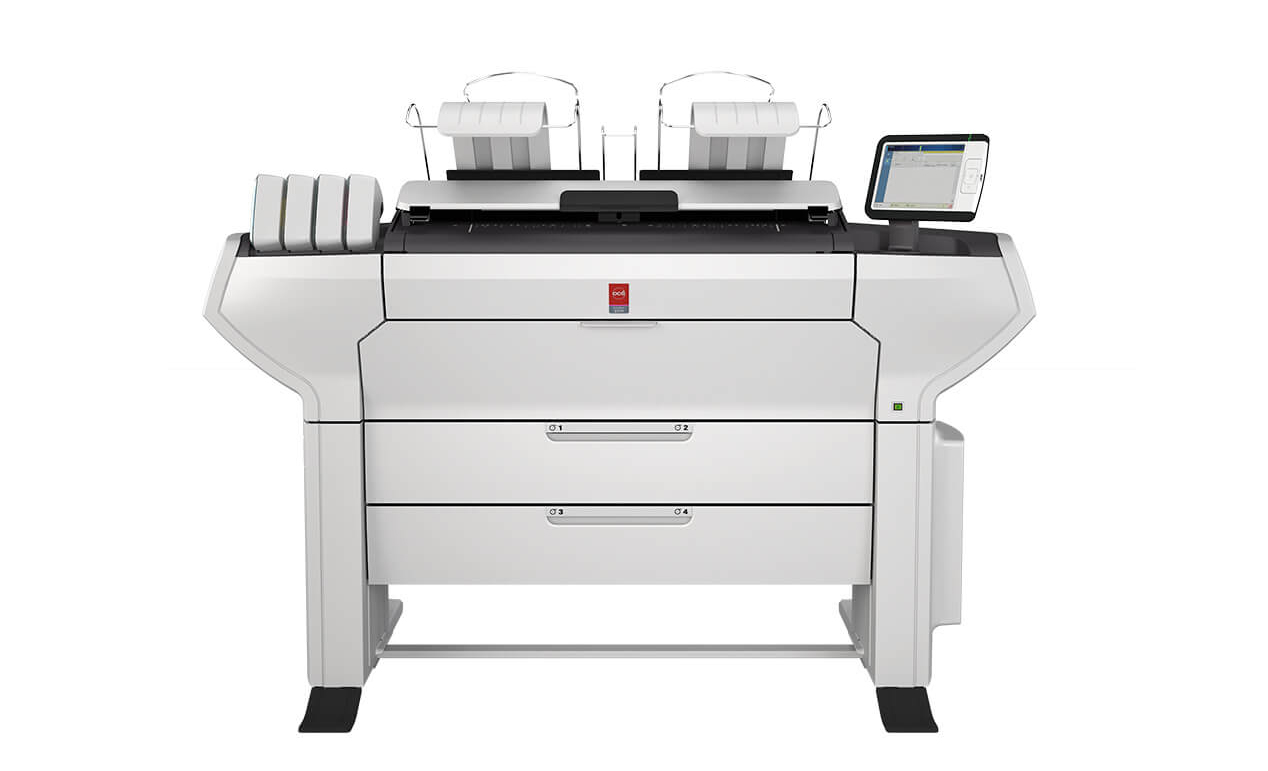 New models of the Océ ColorWave series - technologies that expand the possibilities of printing