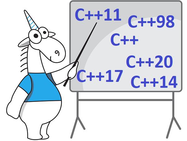 Modern C ++! = (Most) New Standard