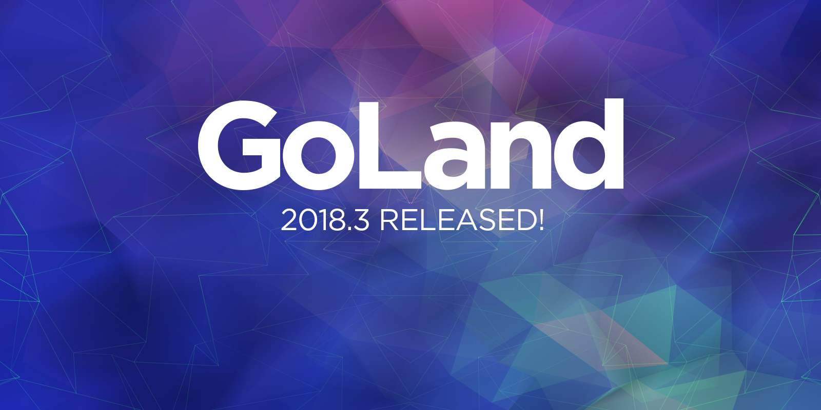 What's new in GoLand 2018.3