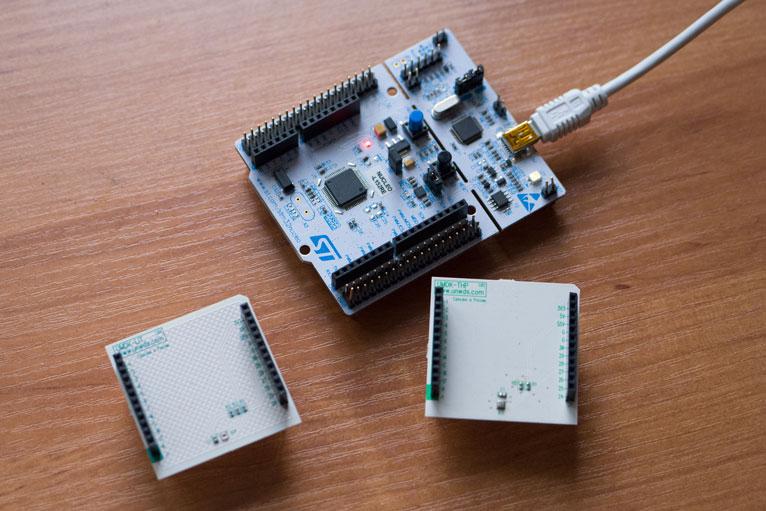 Быстрый старт с ARM Mbed: разработка на современных