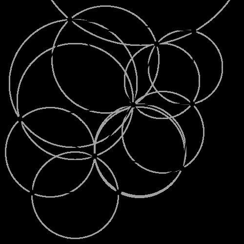 Delaunay circumcircles vectorial