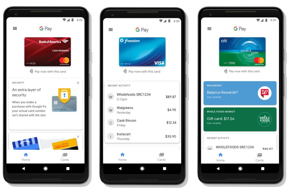 Готовый клиентский модуль Google Pay