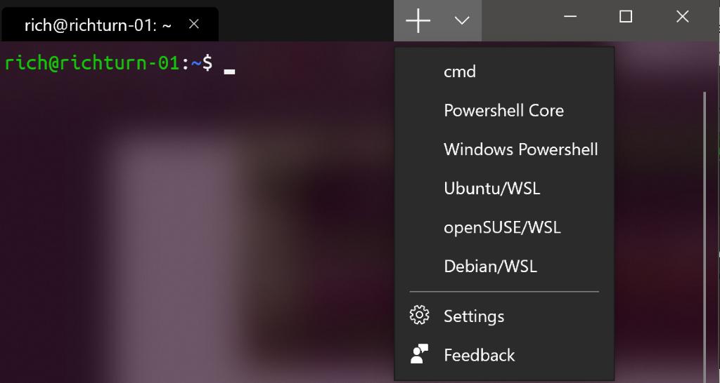 Представляем Windows Terminal