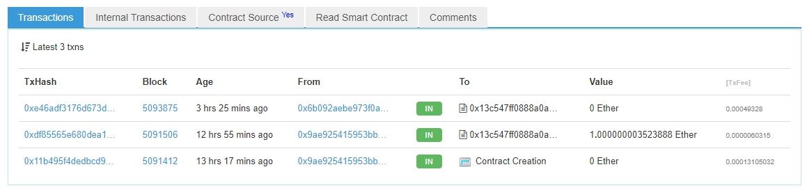 Смарт-контракт ловушка в сети Ethereum