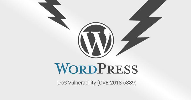 29% вебсайтов уязвимы для DOS-атаки даже одной машиной (CVE-2018-6389)