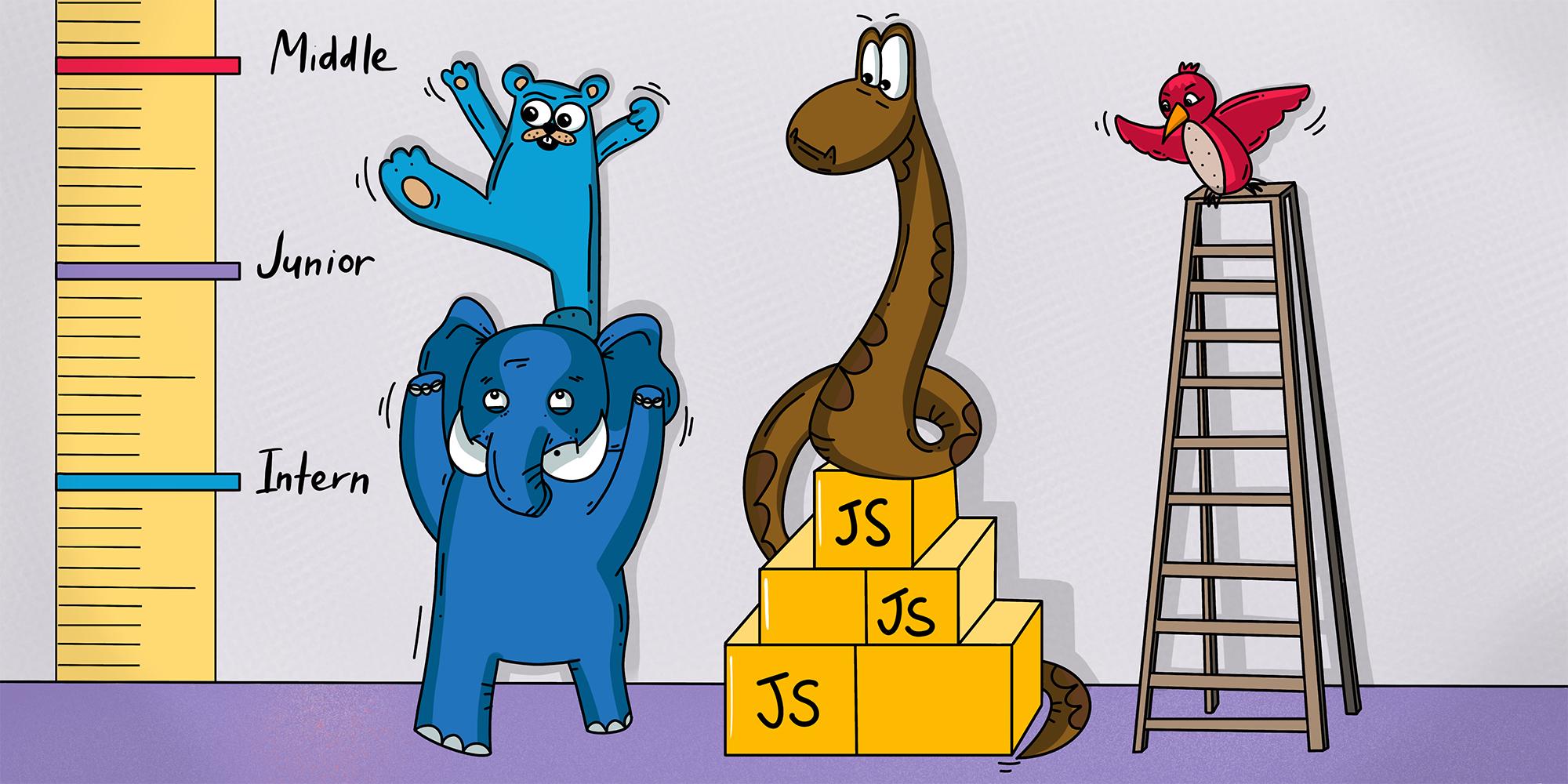 Junior-разработчики — почему мы их нанимаем и как мы с ними работаем